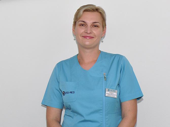 Justyna Garbacz Gawińska